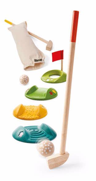jeu de mini golf pour enfant pour 2 joueurs. Black Bedroom Furniture Sets. Home Design Ideas